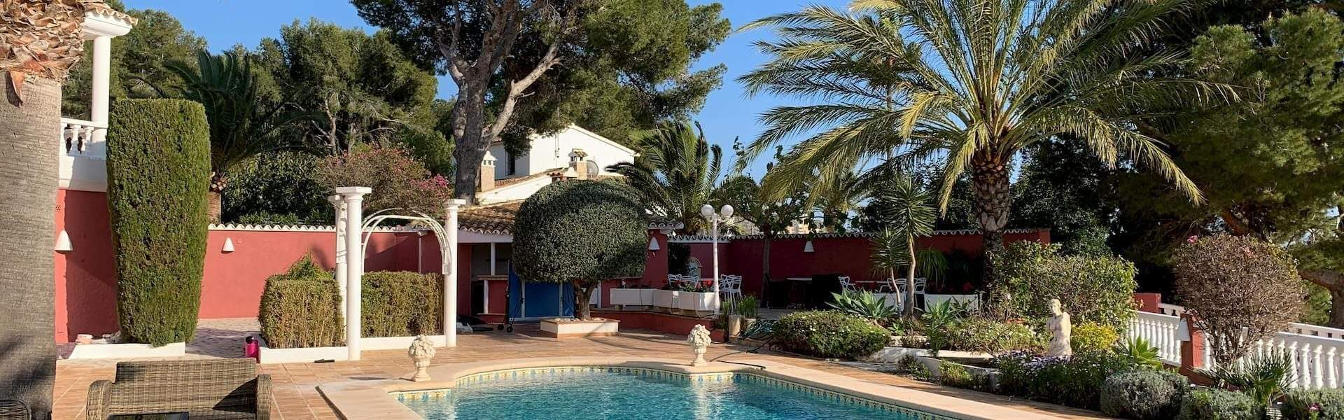 Villa Camino de la Paz is located in a wonderful location in Spain
