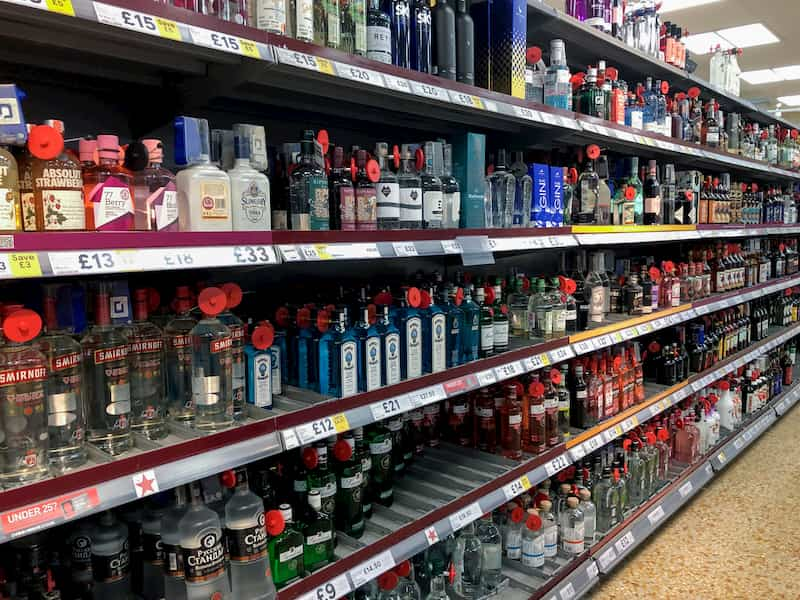 Minimum Pricing On Alcohol Looks To Be Working In Scotland