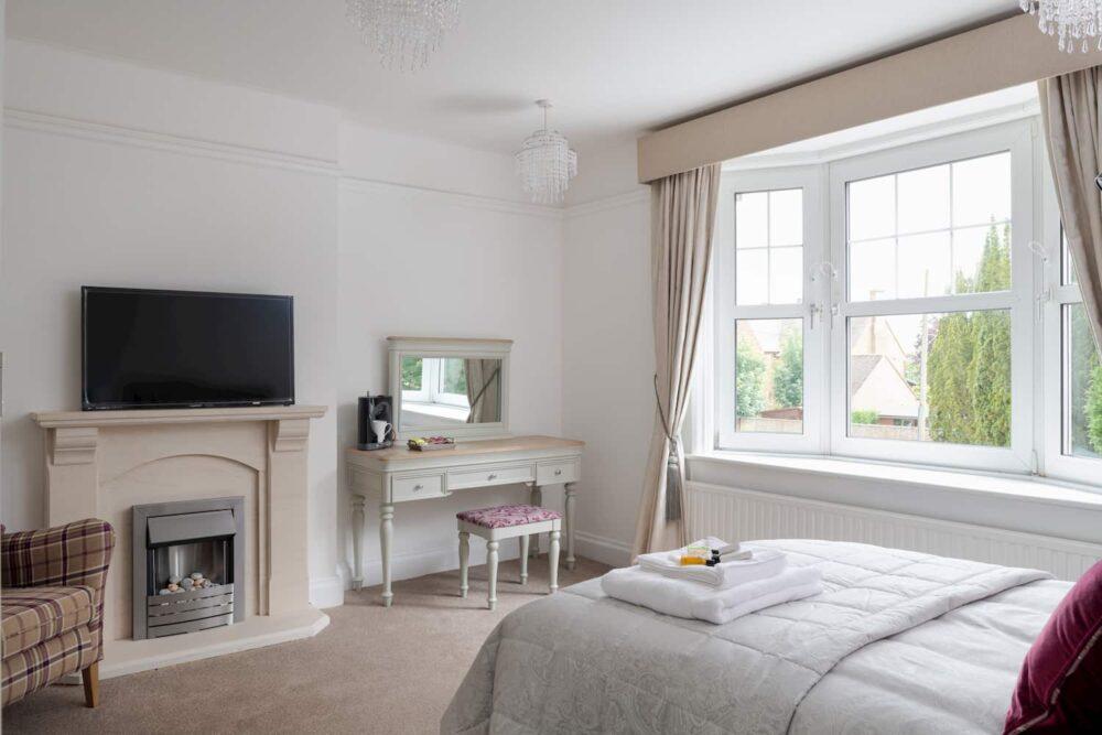Asana Lodge Bedroom