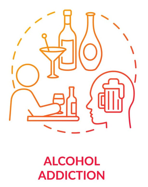 What is alcohol addiction?